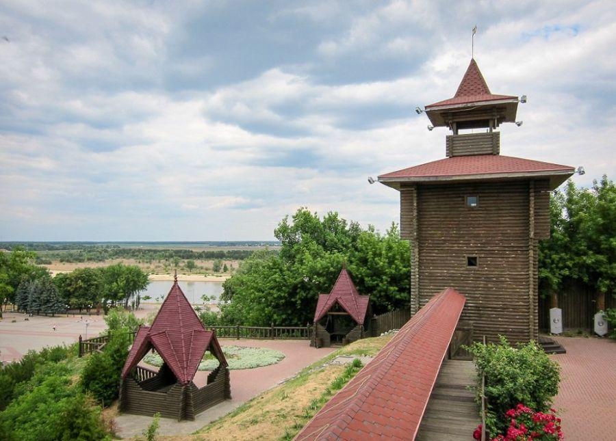 Мозырский замок фото