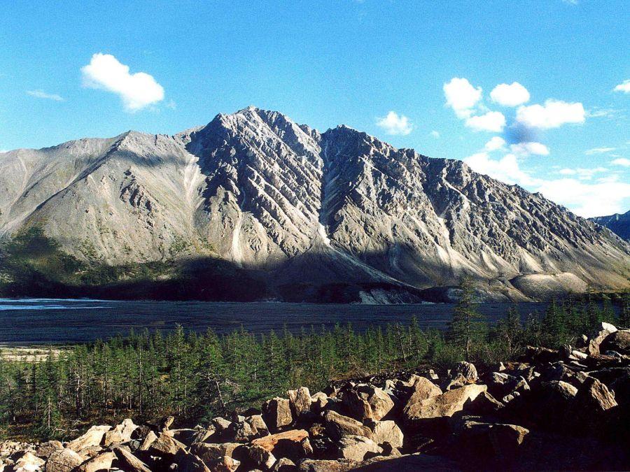 Мраморная гора фото