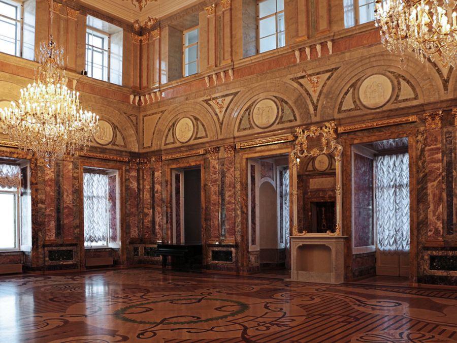 Фотография Мраморный дворец