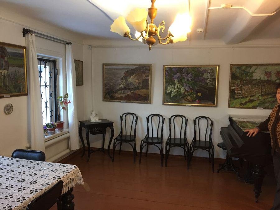 Фотография Мемориальный дом-музей А. Э. Тюлькина