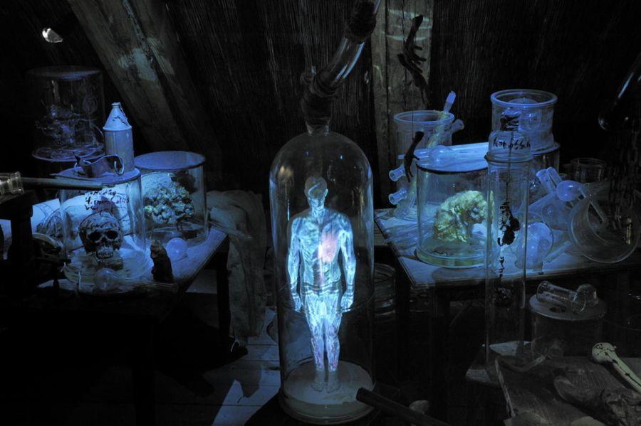 Музей алхимиков и магов фото