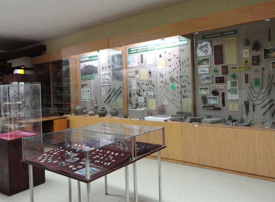 Музей археологии и этнографии фото