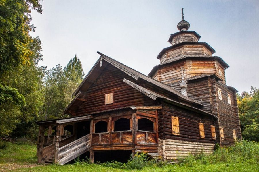Музей архитектуры и быта народов Нижегородского Поволжья фото