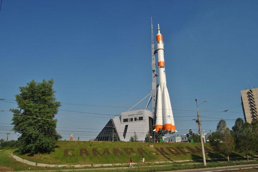 Музей авиации и космонавтики фото