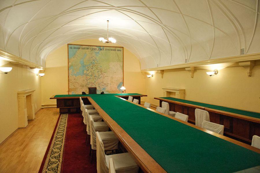 Музей «Бункер Сталина» фото