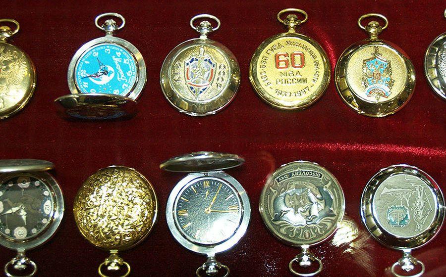 Музей часов фото