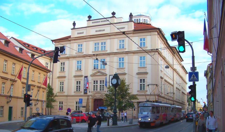 Музей чешской музыки фото