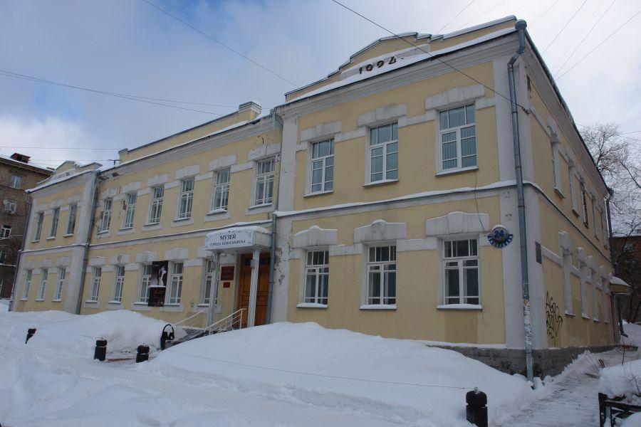 Музей города Новосибирска фото