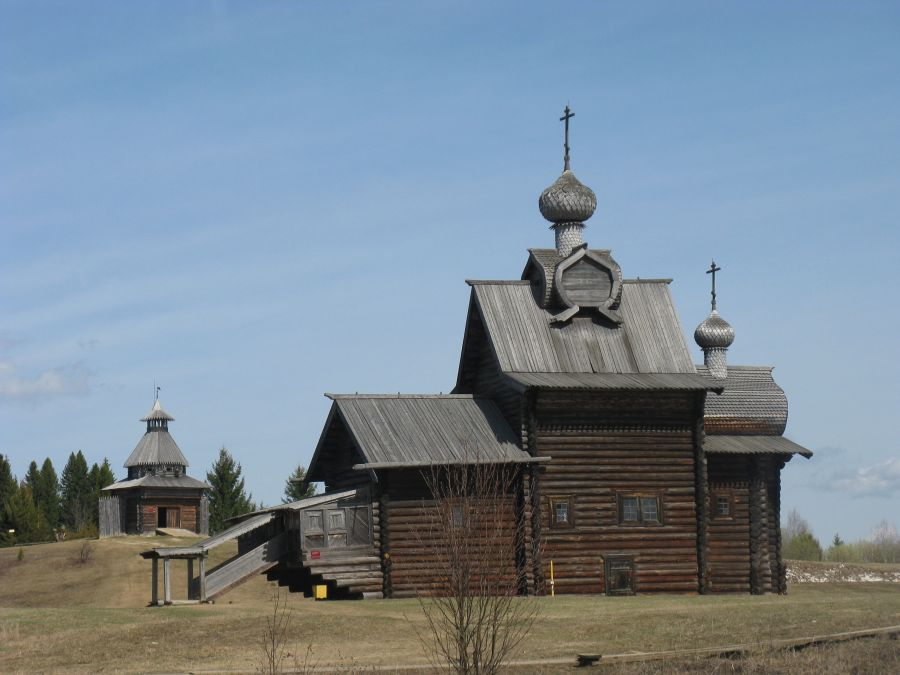 Архитектурно-этнографический музей «Хохловка» фото