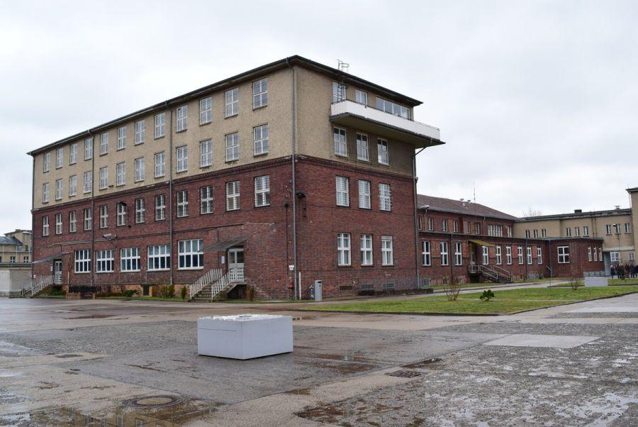 Музей и тюрьма Штази фото