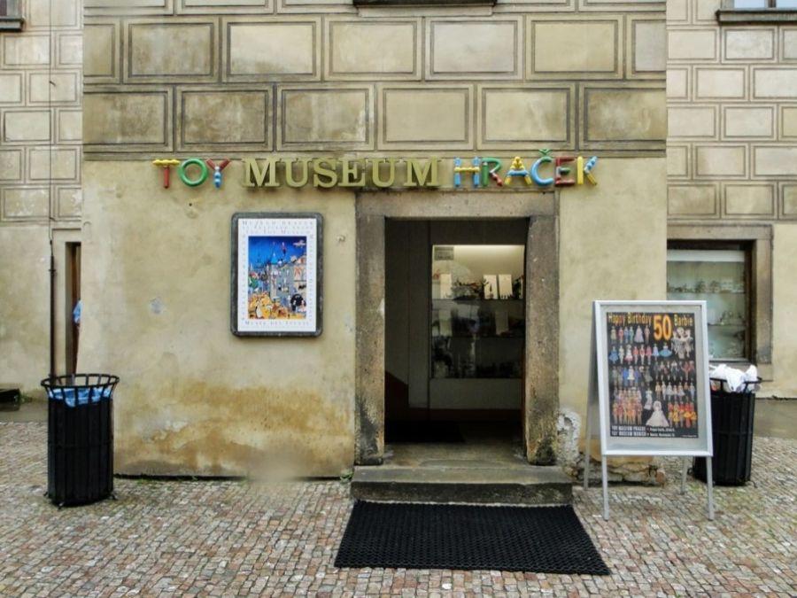 Музей игрушек фото