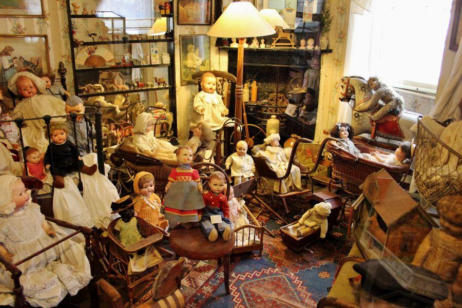 Музей игрушки Поллока фото