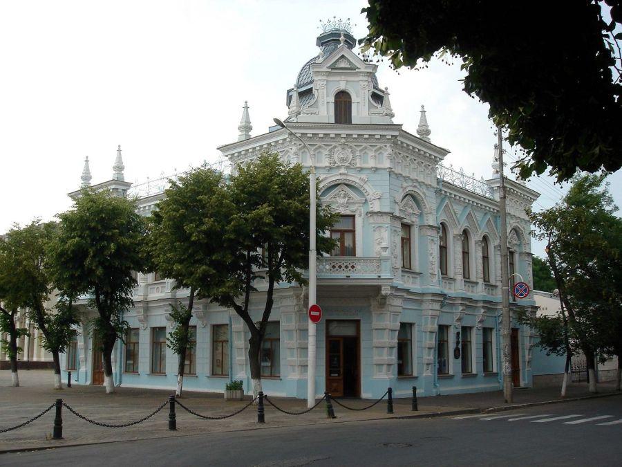 Художественный музей имени Ф. А. Коваленко фото