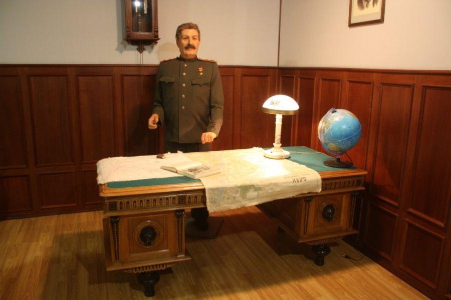 Музей имени И. В. Сталина фото