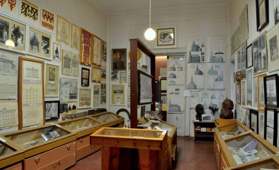 Музей истории архитектуры Сибири С. Н. Баландина фото