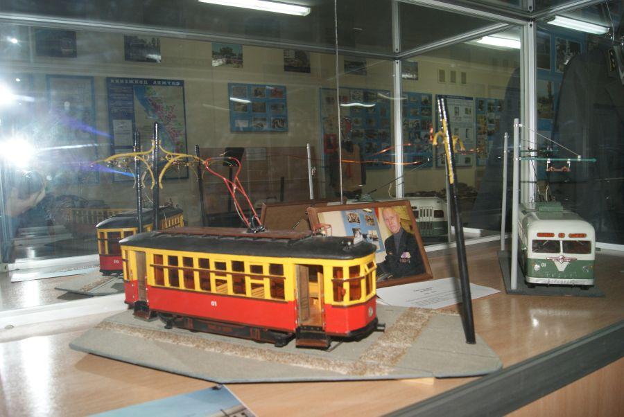 Музей истории волгоградского электротранспорта фото