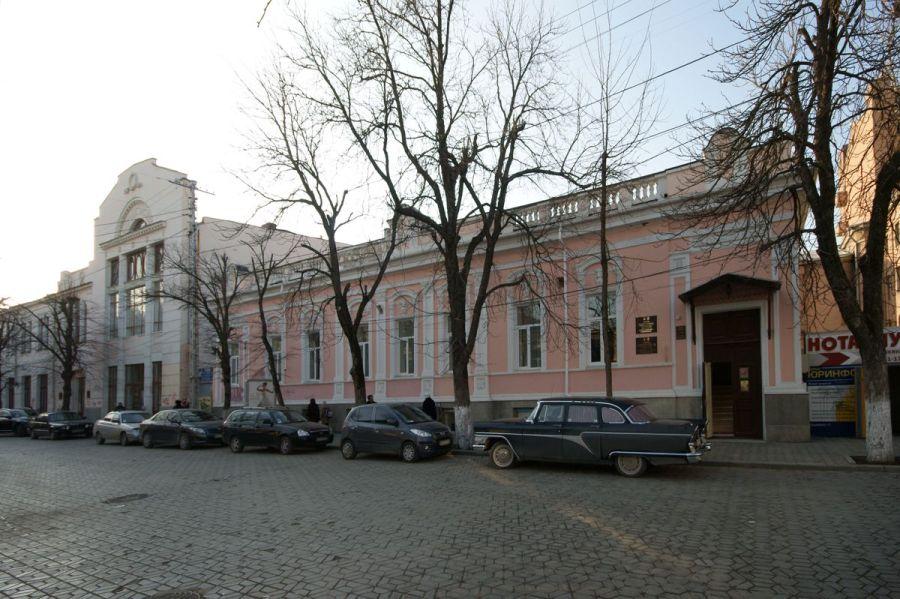 Музей истории города Симферополя фото