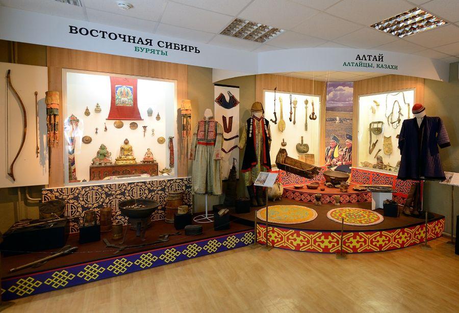 Музей истории и культуры народов Сибири и Дальнего Востока фото