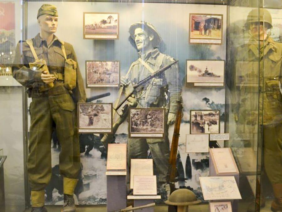 Музей истории правоохранительных органов и вооруженных сил фото