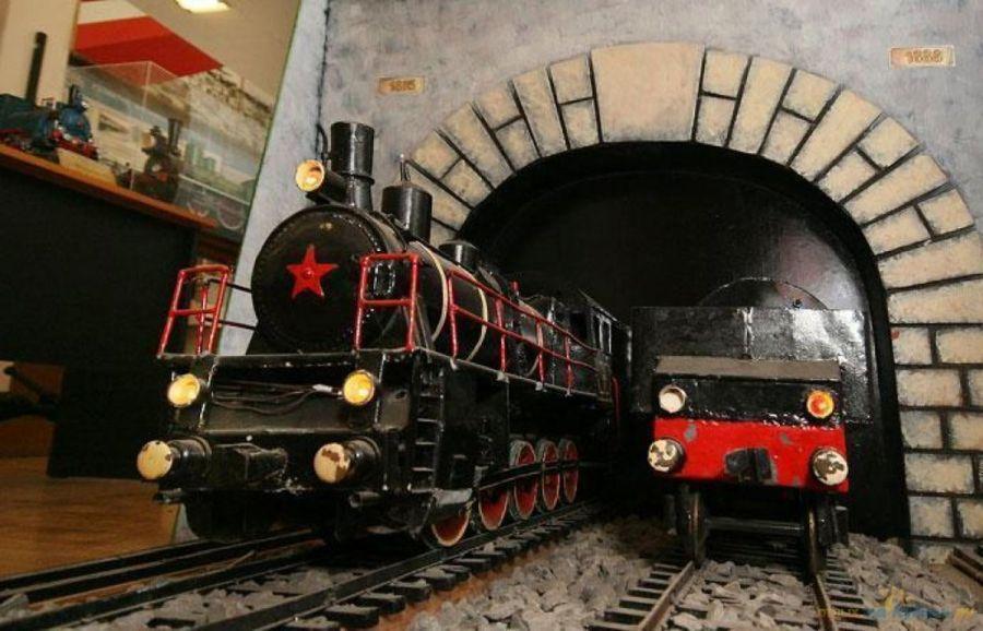 Музей истории СК ЖД фото