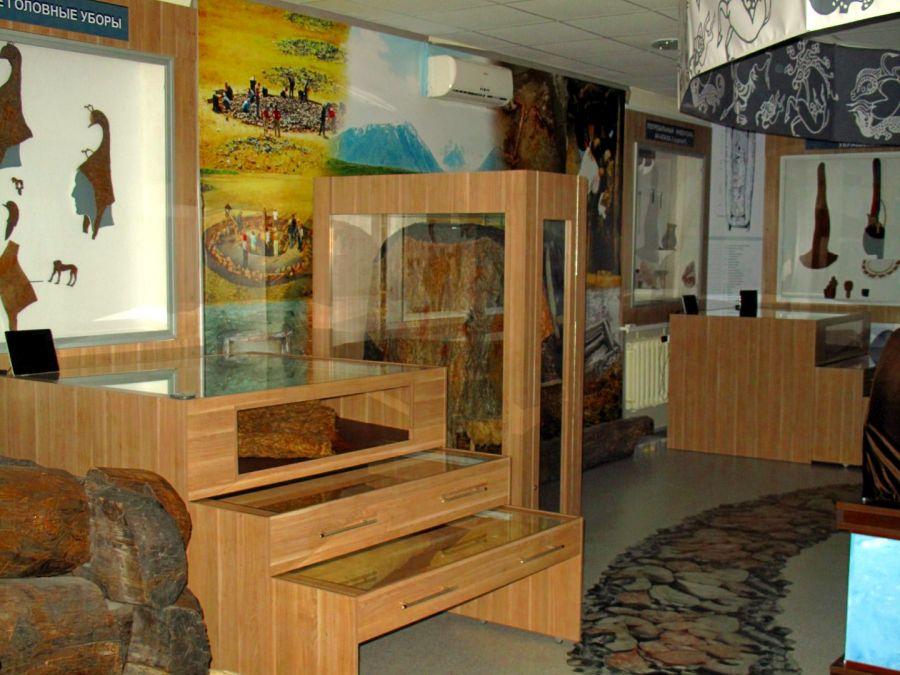 Музей истории СО РАН фото