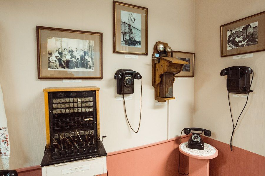 Музей истории связи фото