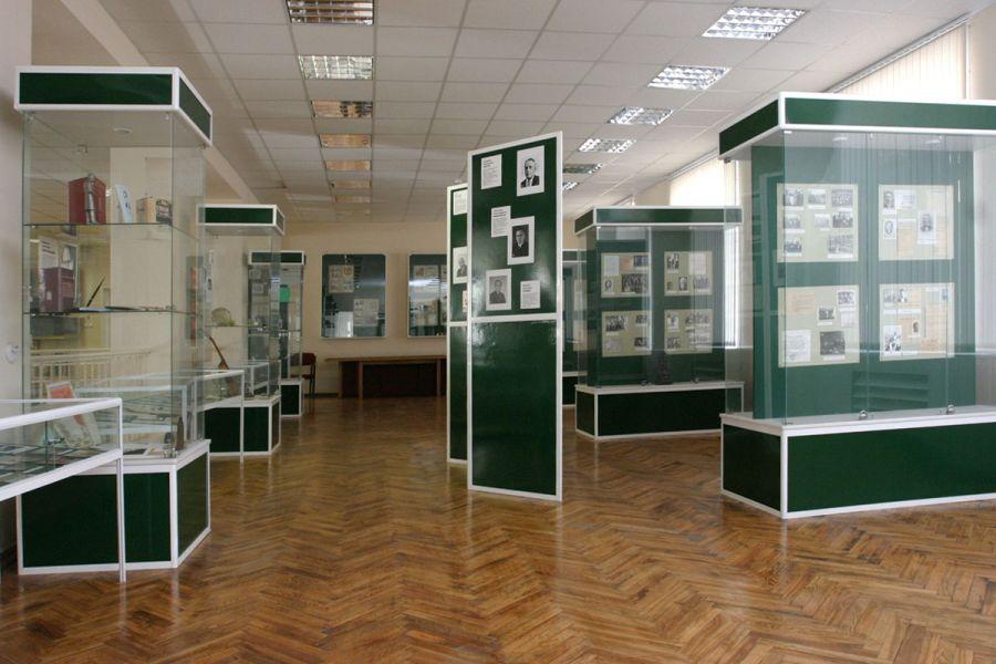 Музей истории ВГУ фото