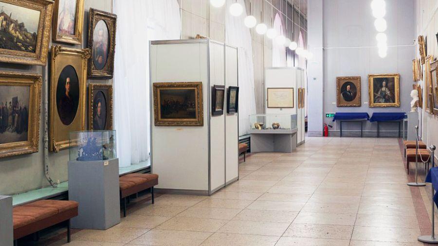 Волгоградский музей изобразительных искусств имени И.И. Машкова фото