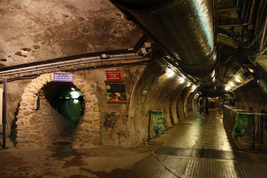 Музей канализации фото