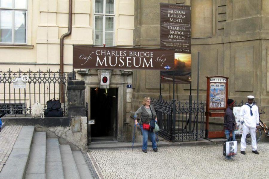 Музей Карлова моста фото