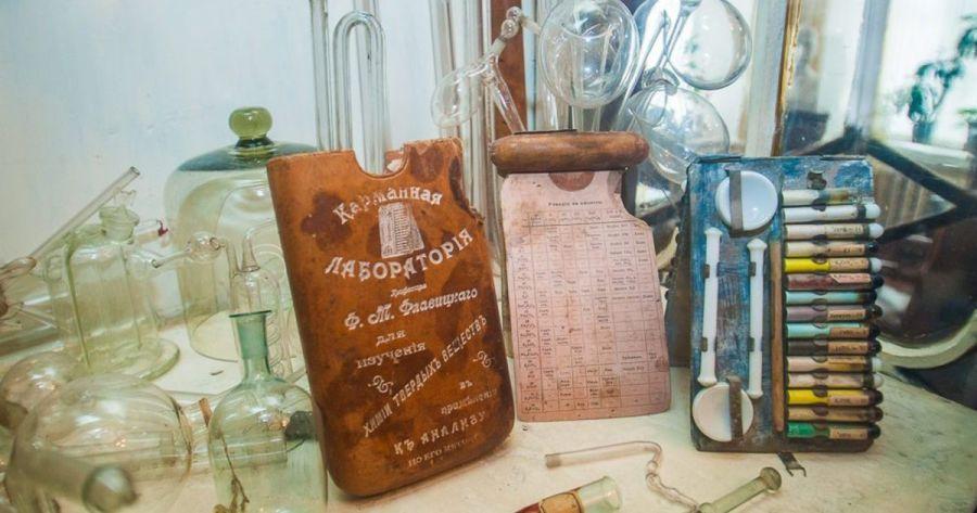 Музей Казанской химической школы Казанского университета фото