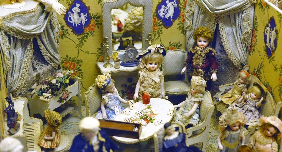 Музей кукол фото