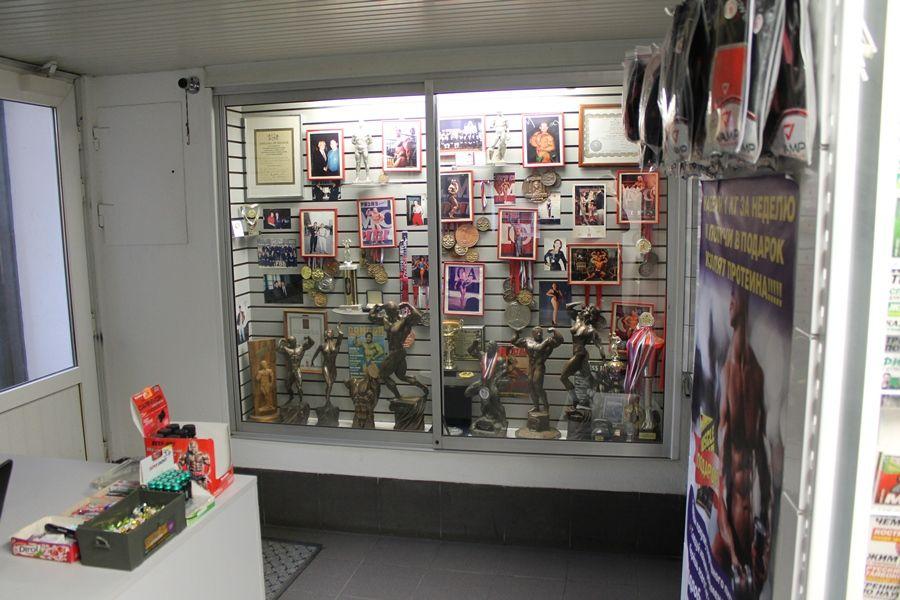 Музей культуризма Самсон фото