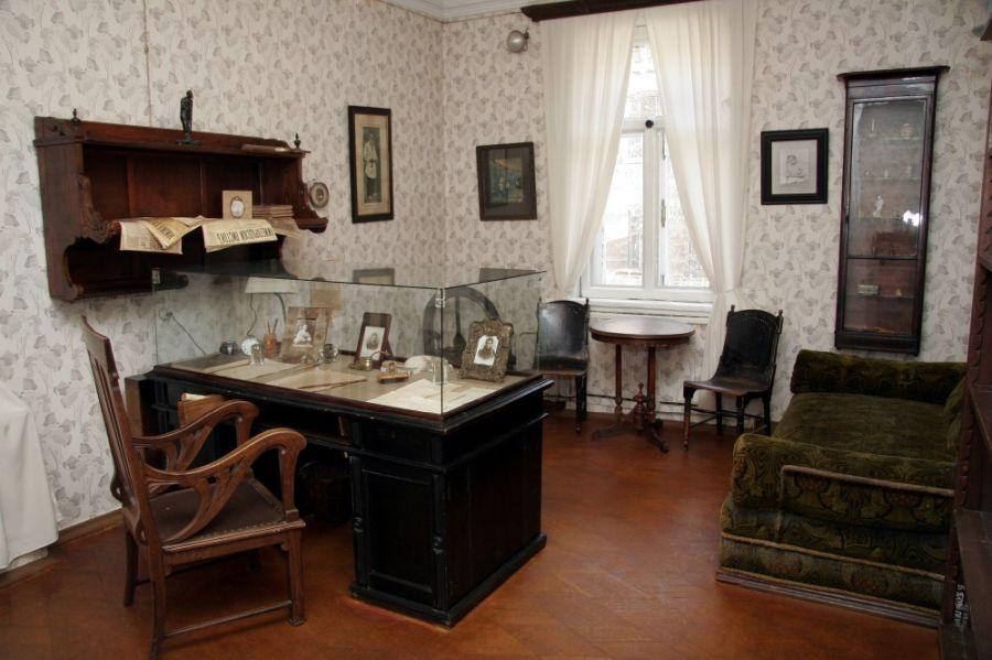 Фотография Музей-квартира А. М. Горького