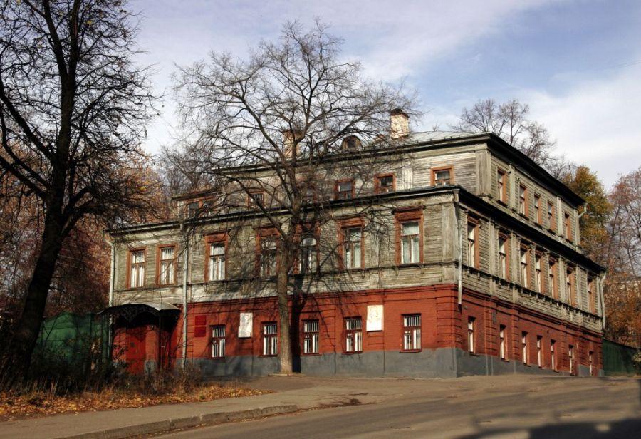 Музей-квартира А. М. Горького фото