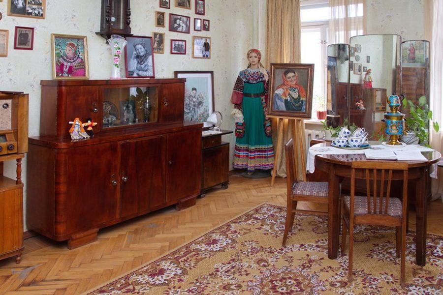 Музей-квартира М.Н. Мордасовой фото