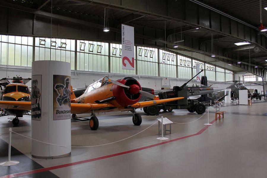 Музей Люфтваффе фото