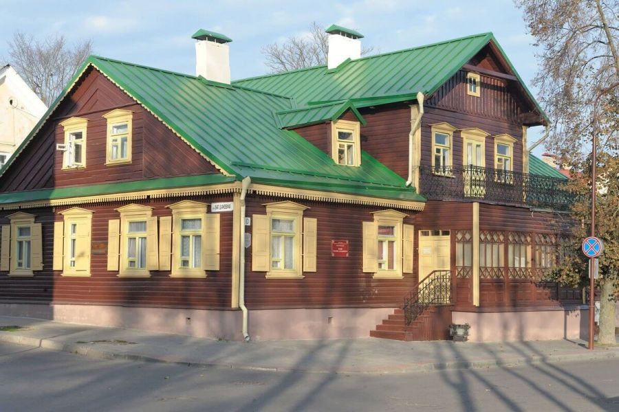 Музей Максима Богдановича фото