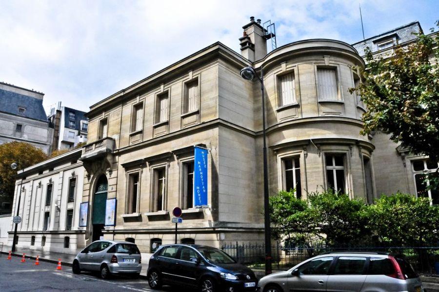 Музей Мармоттан-Моне фото