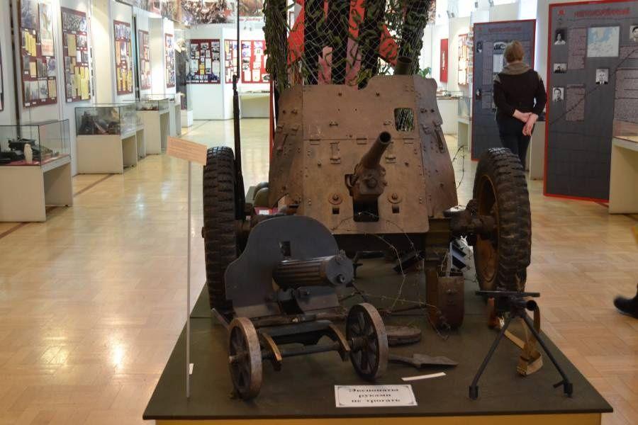 Фотография Музей-мемориал Великой Отечественной войны