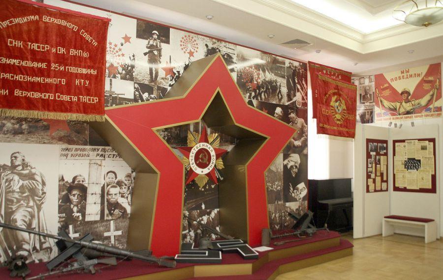 Музей-мемориал Великой Отечественной войны фото