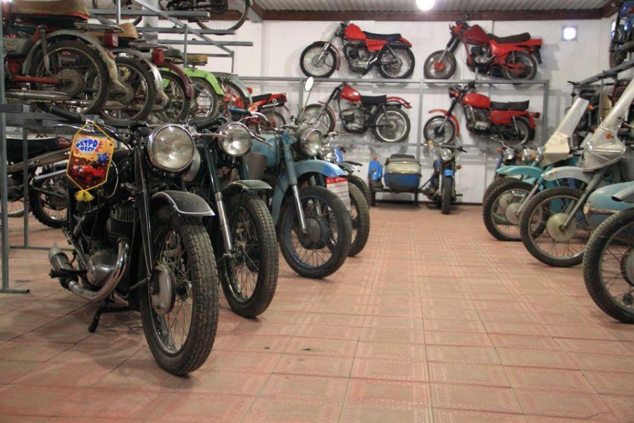 Фотография Тульский мотоциклетный музей Мото-Авто-Арт