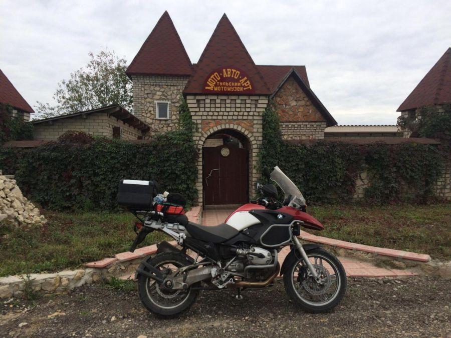 Тульский мотоциклетный музей Мото-Авто-Арт фото