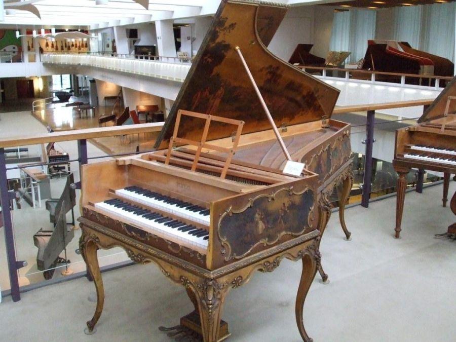 Фотография Музей музыкальных инструментов Е.Н. Пушкина