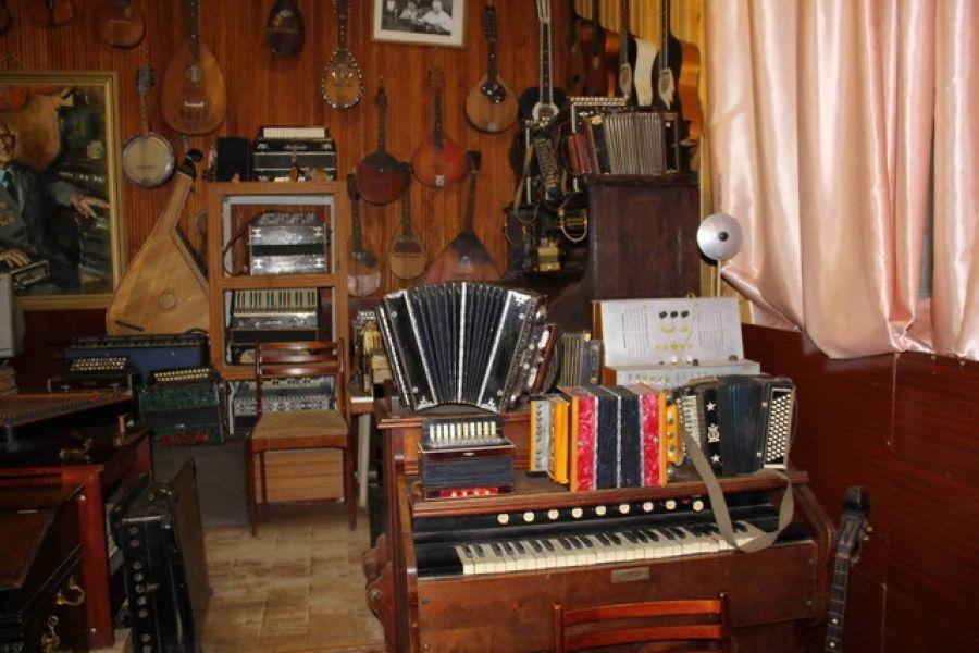 Музей музыкальных инструментов Е.Н. Пушкина фото