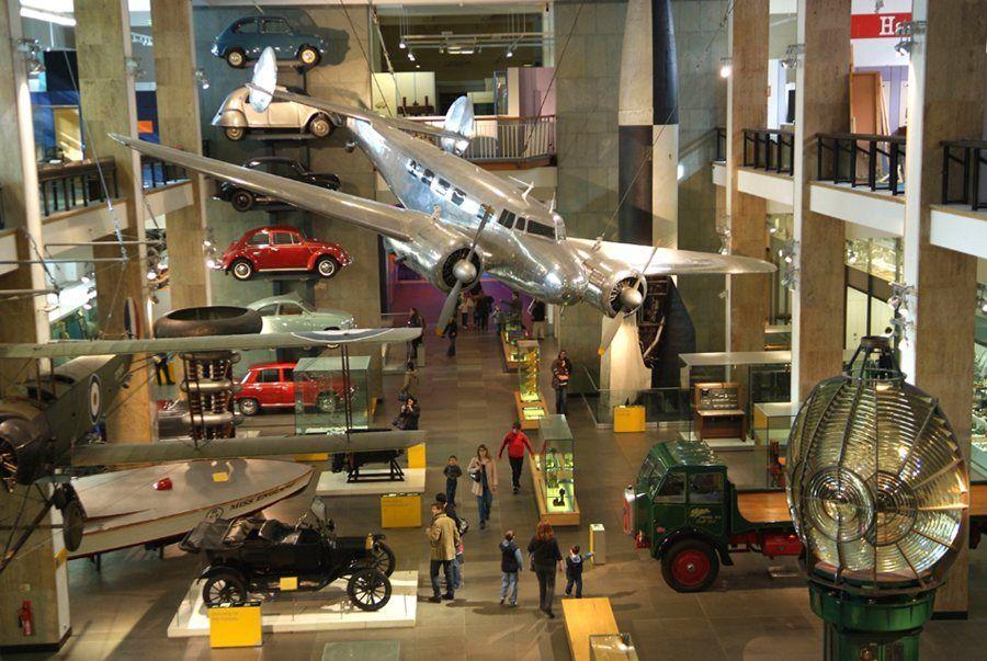 Фотография Музей науки