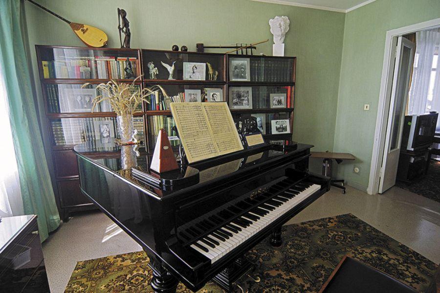Музей-квартира Назиба Жиганова фото