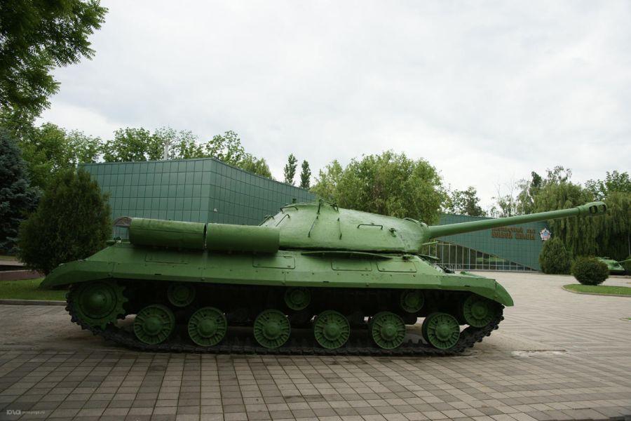 Музей военной техники Оружие Победы фото