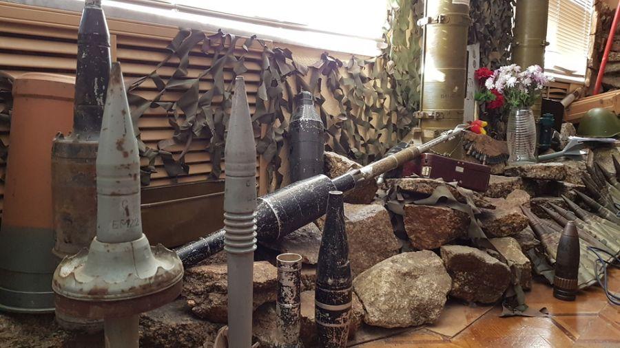 Фотография Музей памяти воинов-интернационалистов