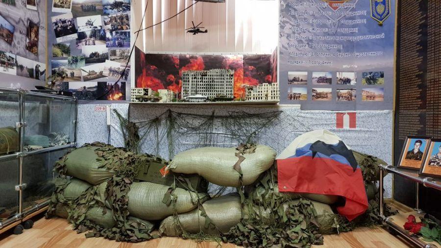 Музей памяти воинов-интернационалистов фото